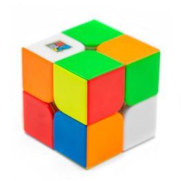 MoYu MFJS RS2 M 2x2 magnetischer Speedcube, stickerless